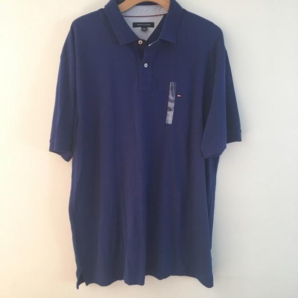 Tommy Hilfiger Other - Tommy Hilfiger XXL shirt sleeve polo shirt NWT